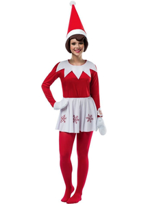 Snow Elf Adult Costume
