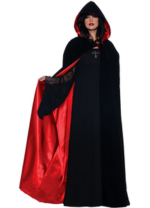Sorceress Cape Adult