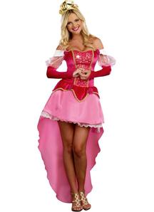 Spleeping Princess Deluxe Costume Adult