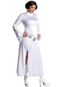 Star Wars Princess Leia Adult Plus Size Costume
