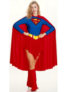 Supergirl Adult Costume - 13020