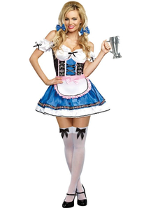 Sweet Bavarian Girl Adult Costume