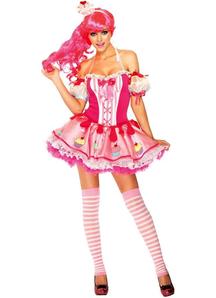 Sweet Capcake Adult Costume