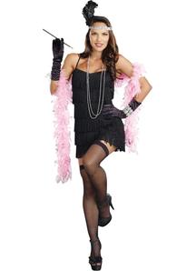 Sweet Flapper Adult Costume