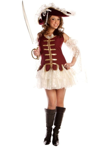 Treasure Huntress Adult Costume