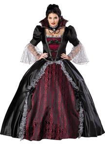 Vampire Of Versailles Women Costume