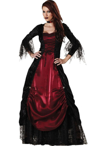 Vampiress Queen Adult Costume