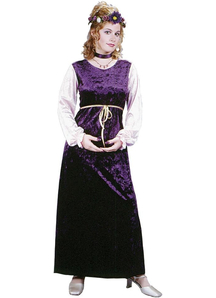 Velvet Princess Adult Costume