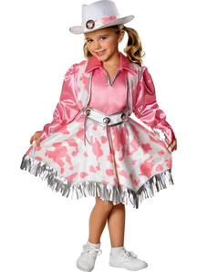 Western Girl Child Costume