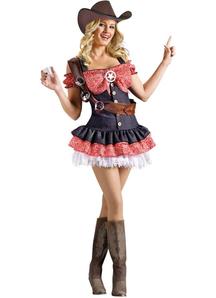 Western Sheriff Adult Costume