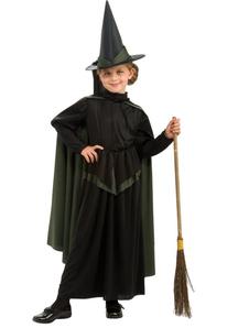 Wicked Witch Wiz Of Oz Child Costume - 12717