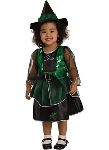 Wicked Witch Wizard Of Oz Child Costume