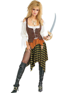 Women'S Pirate Adult Costume