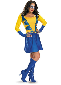 Woverine Lady Adult Costume