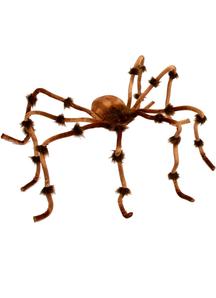 90 Inch Plush Brown Spider