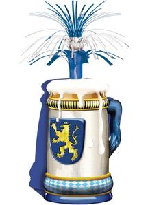 Beer Mug Centerpice.