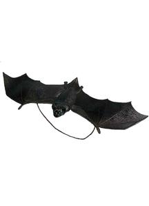 Black Flying Bat