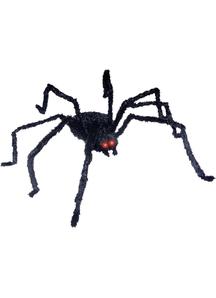 Black Light Up Spider