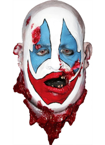 Clown Head. Halloween Heads.