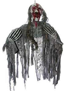 Creepy Zombie.  Halloween Props.