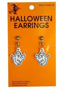Earrings Ghost
