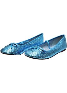 Flat Ballet Glitter Ch Bu Xsm