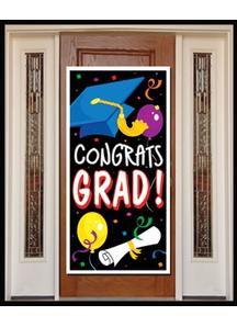 Graduation Door Cover.
