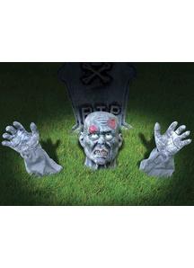 Grey Zombie Groundbreaker