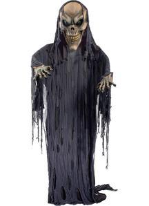 Hanging Skeleton Prop  12 Ft. Halloween Props.