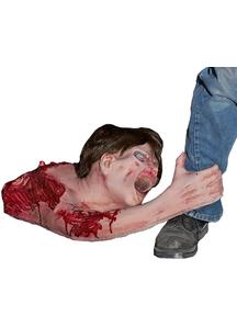 Holding Leg Zombie.
