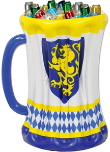 Inflatable Stein Cooler.