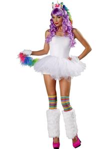 Kits Unicorn 4 Piece Rainbow