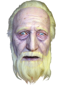Old Man Head. Halloween Heads.