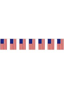 Outdoor American Banner.
