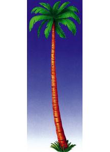 Palm Tree Cutout. Holiday Decorations.