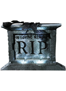Rest In Peace, Tombstone Pedestal