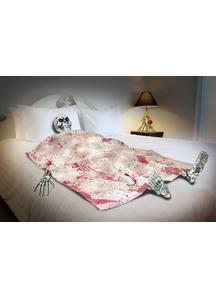Skeleton Death Bed