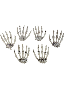 Skeleton Hands Props