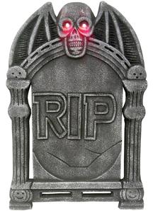 Skull Tombstone Lightup
