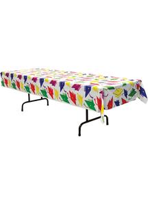 Tablecloth. Graduation Decorations.