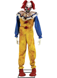 Twitching Clown