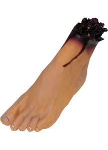 Vinyl Left Foot
