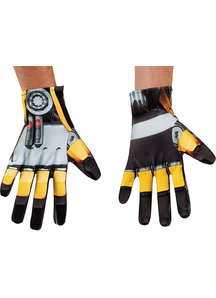 Bumblebee Gloves Adult