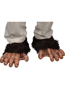 Chimp Feet