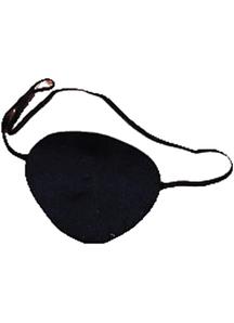 Eyepatch Dlx Cloth Pirate