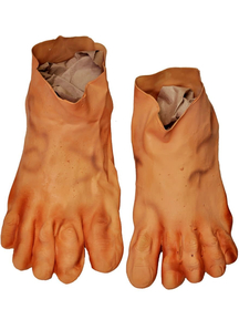 Feet Jumbo Rubber Dlx