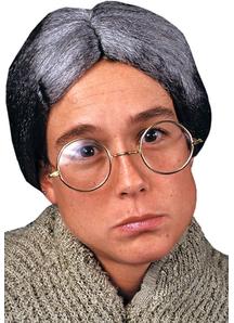 Glasses Granny Dlx Round