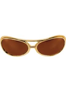 Glasses Rock&Roller Gold Brown - 15307
