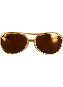 Glasses Rock&Roller Gold Gold - 15339