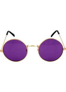 Glasses Rock Purple